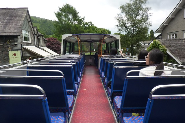 Bus back to Ambleside