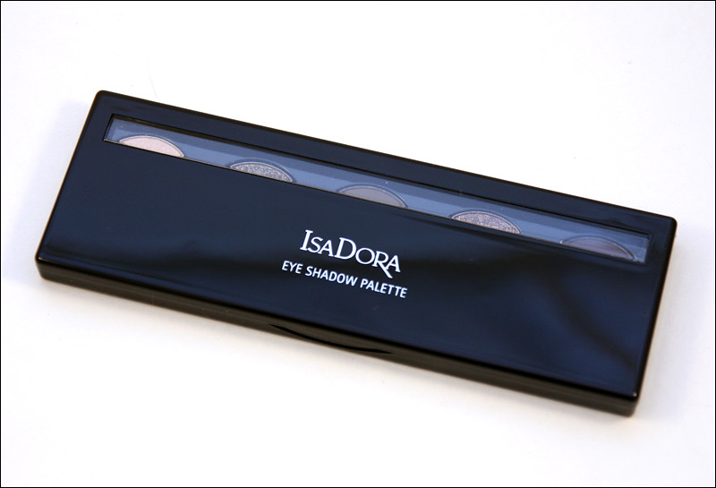 IsaDora highlands eye shadow palette