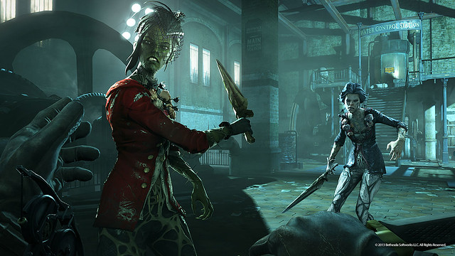Dishonored: The Brigmore Witches on PS3