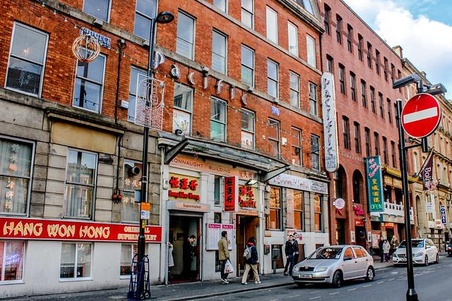 Chinatown de Machester
