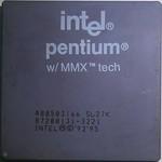 06 Intel Pentium-MMX 166MHz CPGA 1995