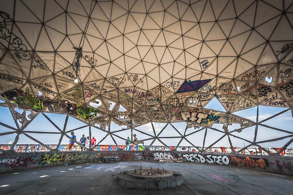 Teufelsberg, Berlin, Germany