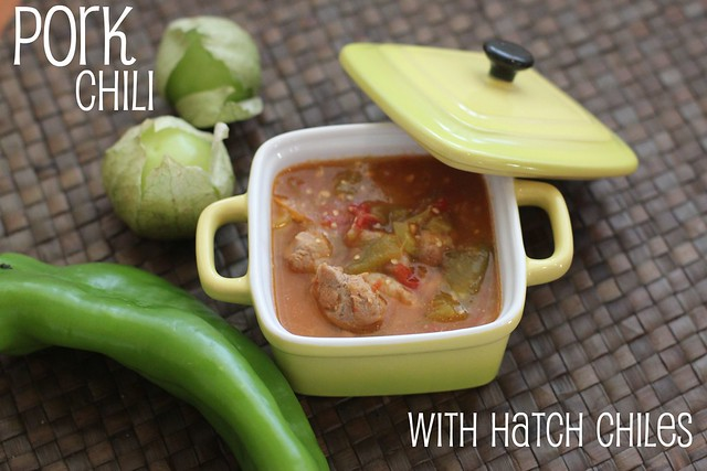 Hatch New Mexico Chile Pork Chili