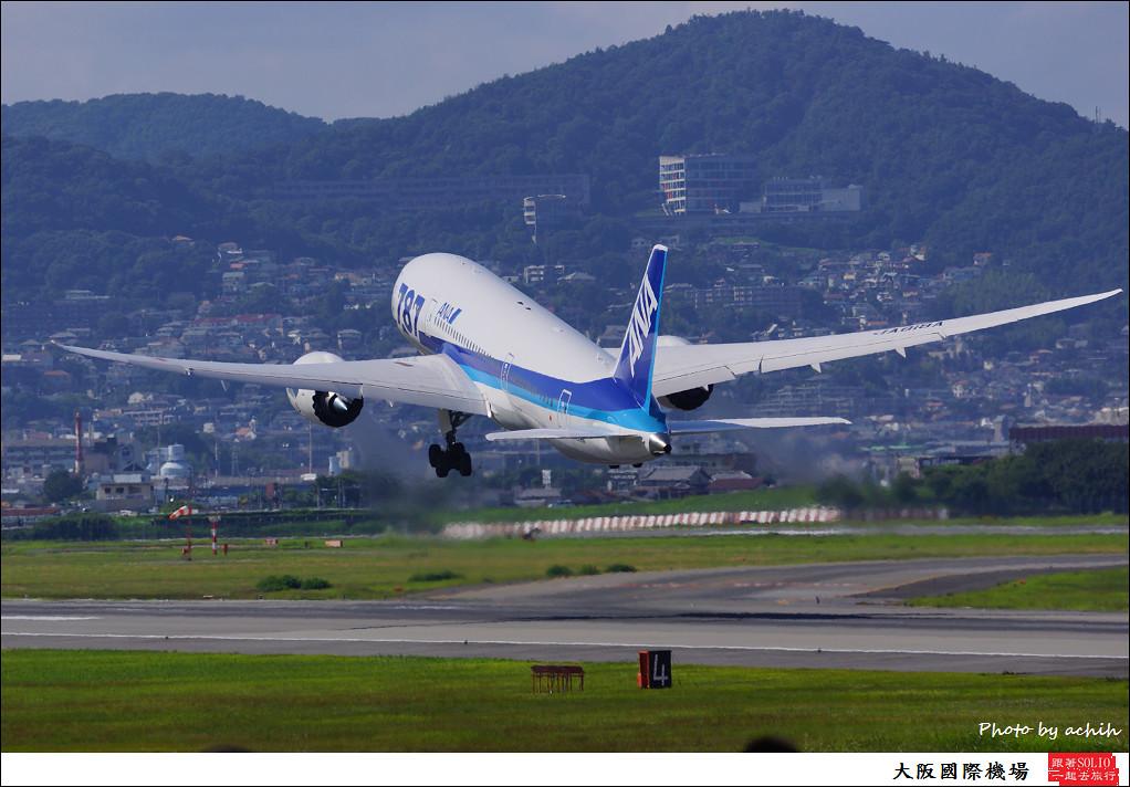 All Nippon Airways - ANA JA818A-011