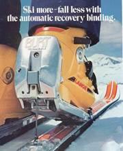 BURT Binding Ad 1970s