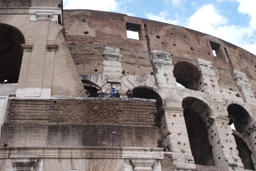 Roma. Colosseo. Italy 2013