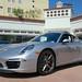 2013 Porsche 911 Carrera 4S GT Silver PDCC 7spd Beverly Hills 1443
