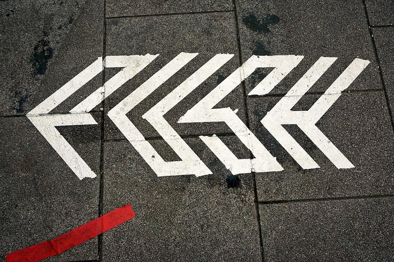 Push Streetart Hamburg