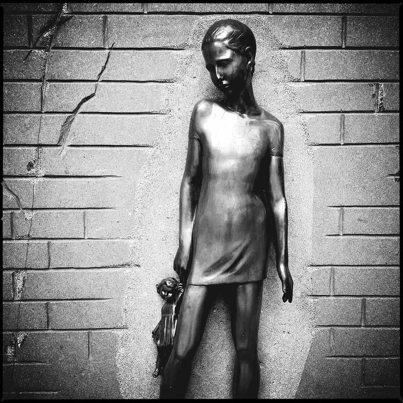 Бабий яр. Мемориал «Жертвам нацистского террора». (fragment 1)