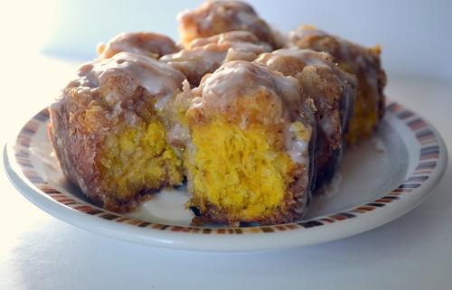 30 Minute Pumpkin Monkey Bread