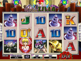 Bridezilla slot game online review