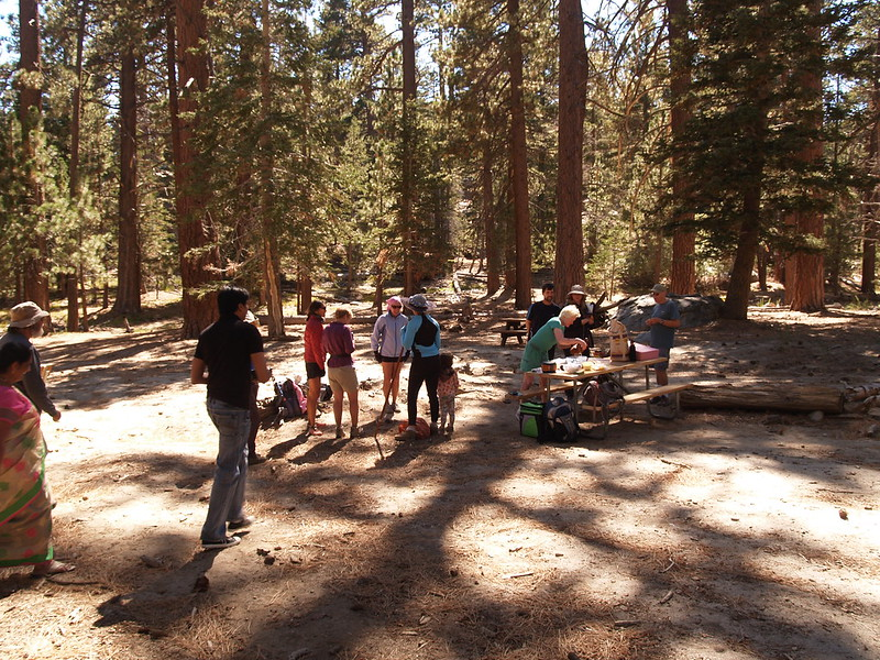 Hiking Fools Potluck 2013