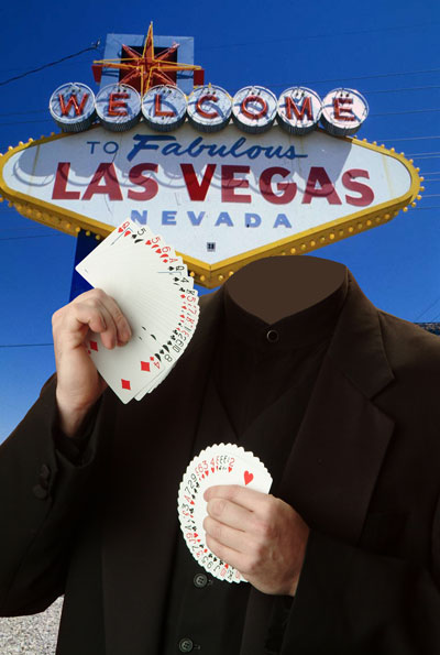 фокусник в Лас-Вегасе