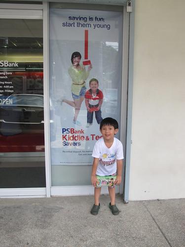 PSBank Kiddie and Teen Savers