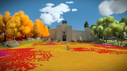 The Witness on PS4