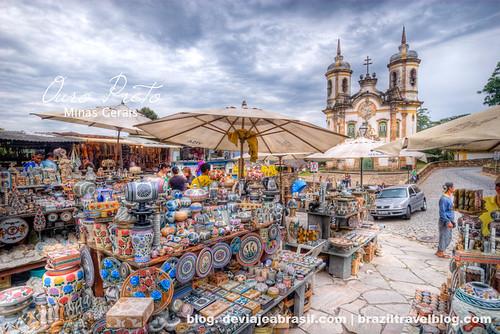 faltan 230 días para el mundial: Ouro Preto