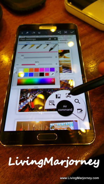 Samsung Galaxy Note 3 by LivingMarjorney on Flickr