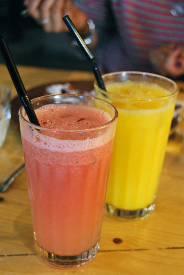 Caravan Juice