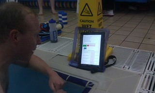 Swim Train Timer - opensportproject.com