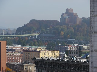 Beacon Hill in Fall