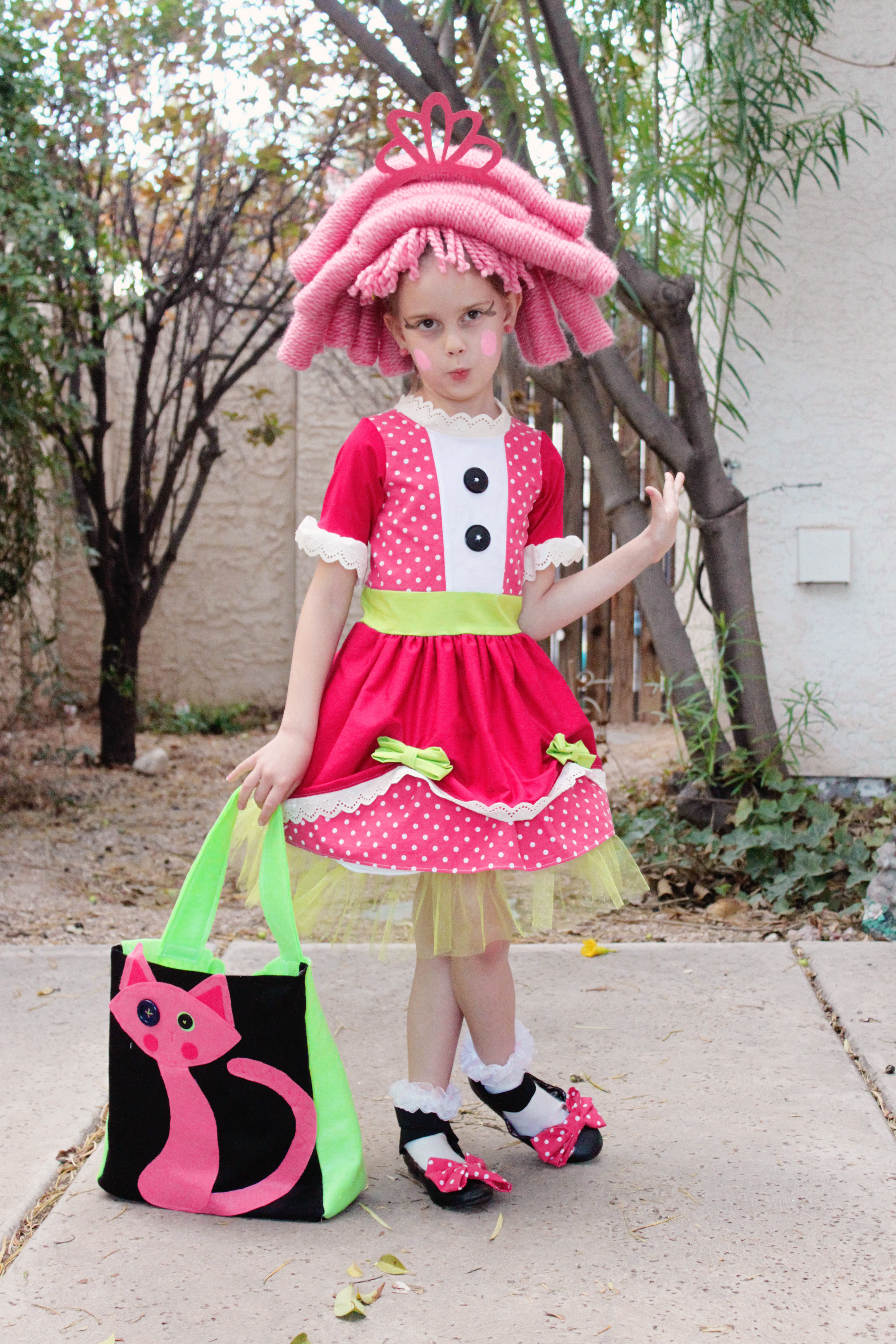A Lalaloopsy Halloween  sc 1 st  Chelise Patterson & Chelise Patterson: A Lalaloopsy Halloween