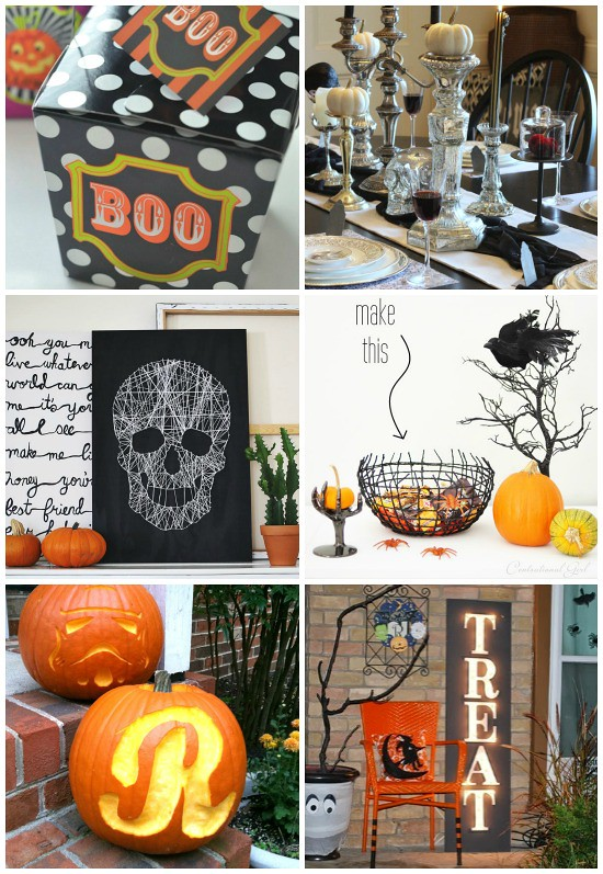 Hi Sugarplum | 20 Creative Halloween Projects
