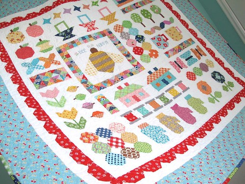 Quilty Fun Sampler