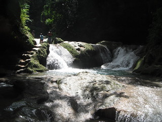 Blue Hole Waterfalls