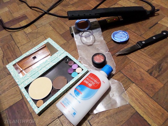 wild peach cosmetics palette