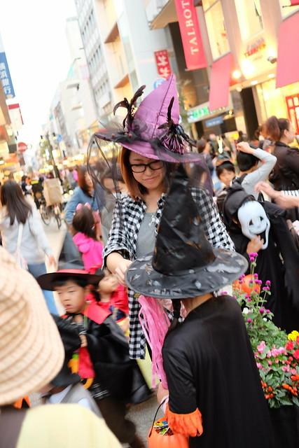 Yokohama Motomachi Halloween 2013 49