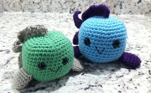 Turq and Pea