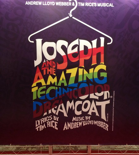 Musical Joseph and the amazing technicolor dreamcoat