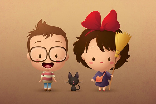 Kiki and Friends