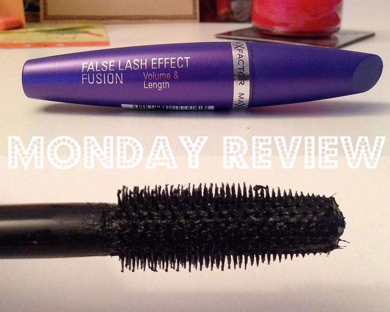 mystringaling maxf mascara mon review