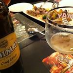 ベルギービール大好き!!シメイ・ホワイト シメイ・サンクサン Chimay White Cinq Cents