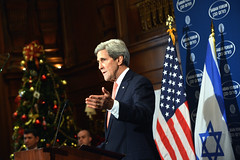 Secretary Kerry Delivers Remarks at the Saban Forum