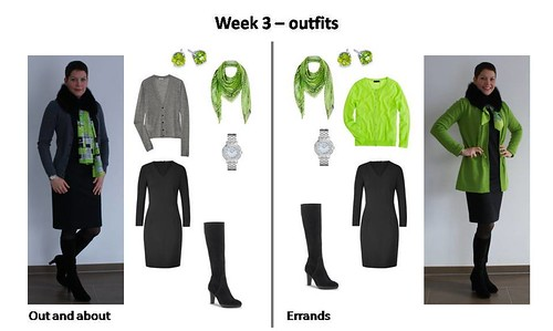 Outfits Week 3a
