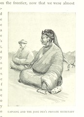 Image taken from page 255 of 'In the Forbidden Land: an account of a journey in Tibet ... With a map and two hundred and fifty illustrations'