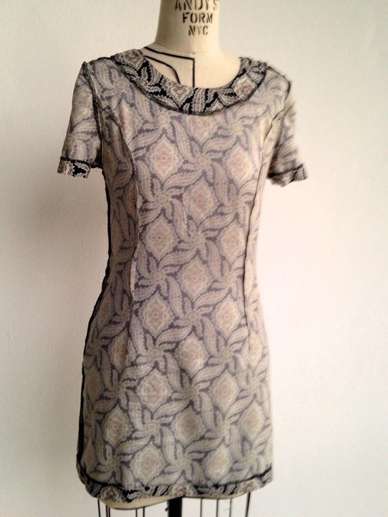 Lekala dress 5166