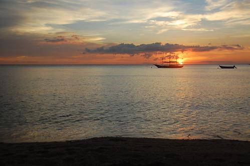 Tambobo Bay Negros Sunset