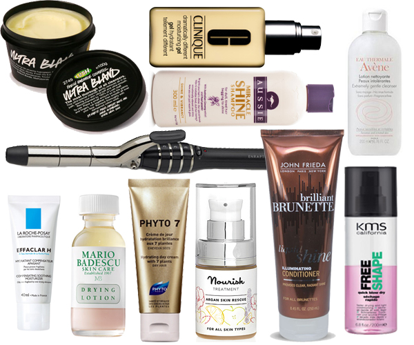 Skincare and Haircare Beauty Products of the Year 2013