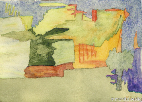 The Force of Silence - aquarelle_lugano_2013_120