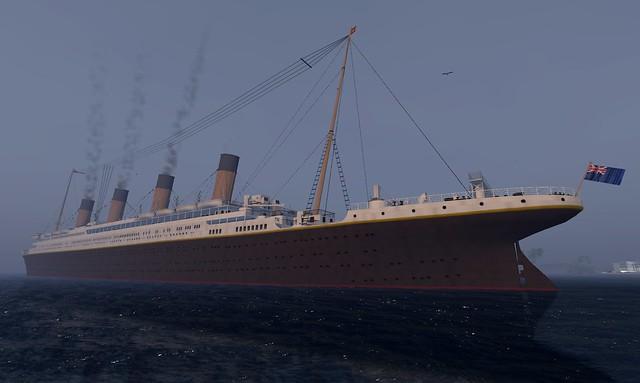 RMS Titanic - 06
