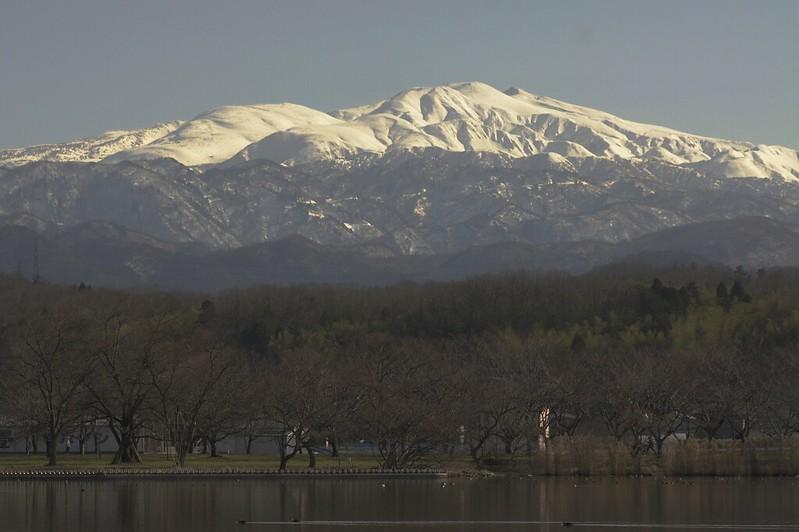 Around The Mt. Hakusan