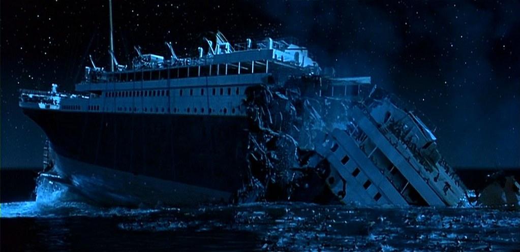 minecraft map titanic