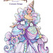 A Sneak Peek at Disney Festival of Fantasy Parade Costumes: Seashell Girl Design Sketch by thrillgeek