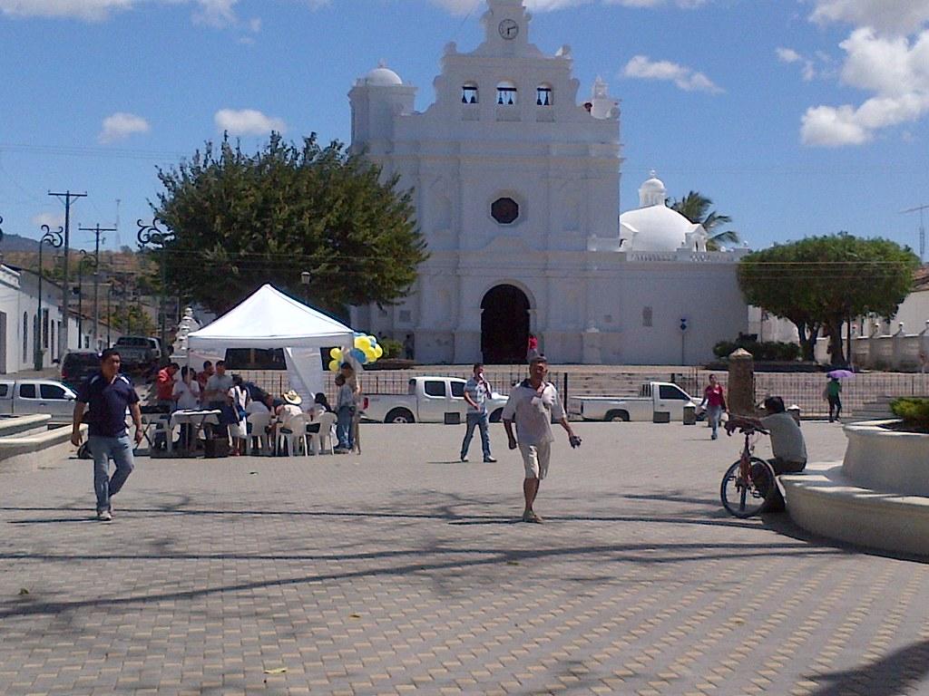 Iglesia Metapan ElSalvador