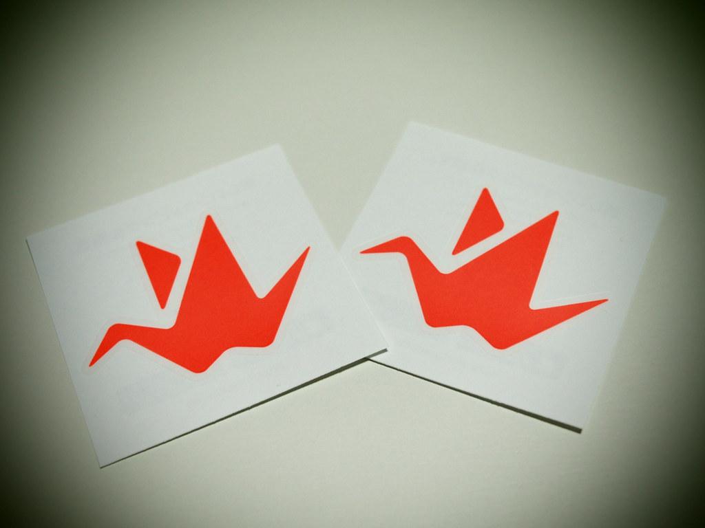 Origami | Sticker