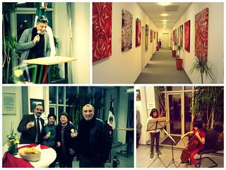 """Exposición """"Cuando el invierno se cansa"""" en el Consulado de México en  Frankfurt"""