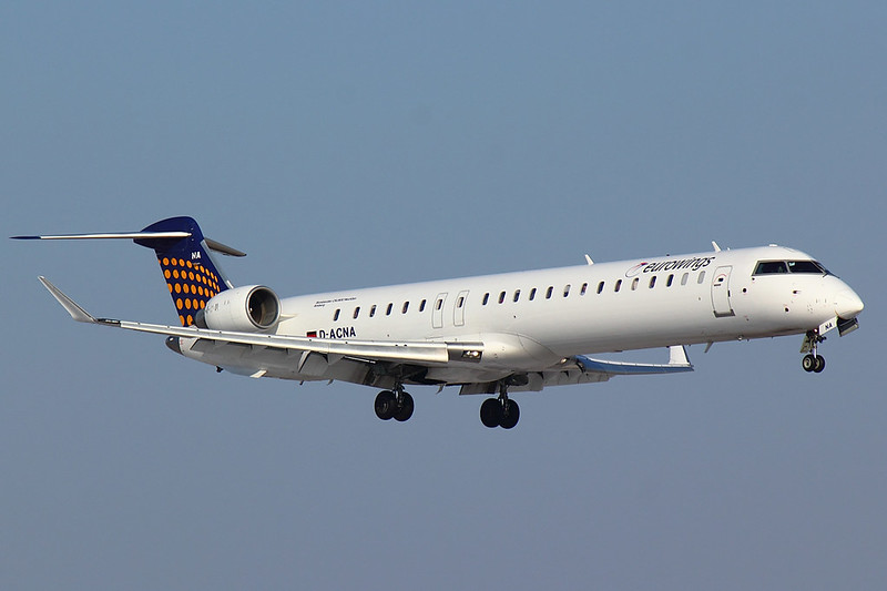 Eurowings - CRJ9 - D-ACNA